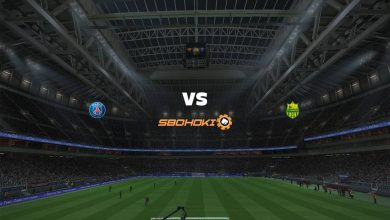 Photo of Live Streaming  Paris Saint-Germain vs Nantes 14 Maret 2021