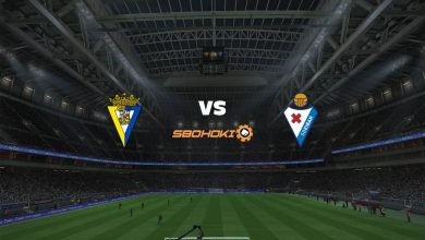 Photo of Live Streaming  Cádiz vs Eibar 6 Maret 2021