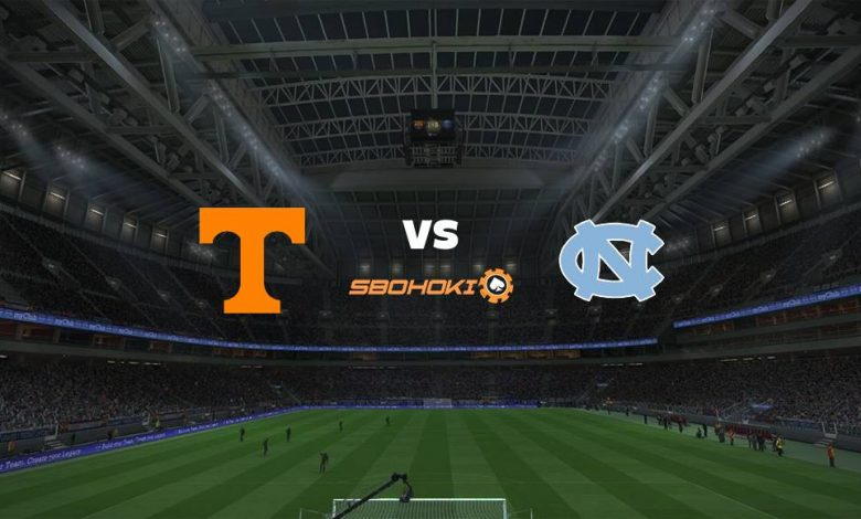 Live Streaming  Tennessee Volunteers vs North Carolina Tar Heels 14 Maret 2021 - dewaprediksibola