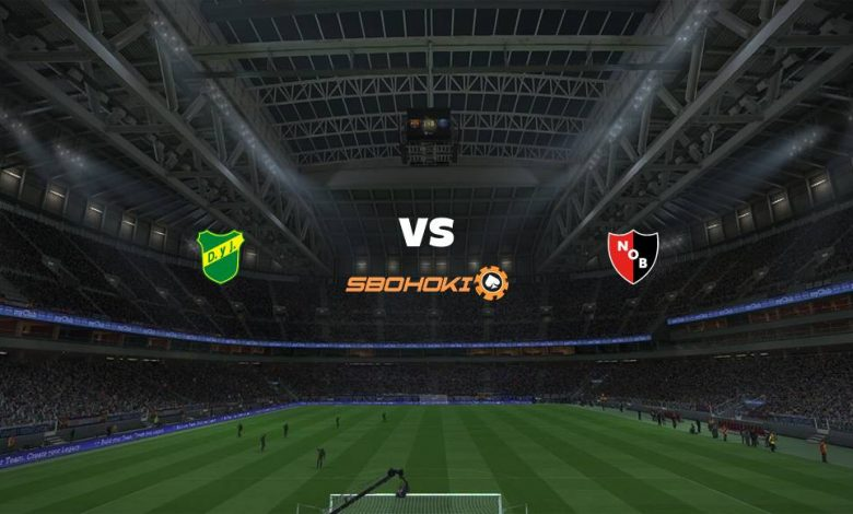 Live Streaming  Defensa y Justicia vs Newell's Old Boys 13 Maret 2021 - dewaprediksibola