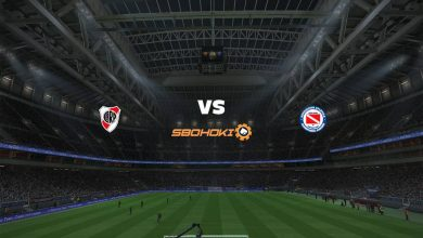 Photo of Live Streaming  River Plate vs Argentinos Juniors 9 Maret 2021