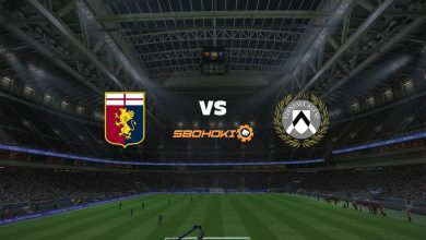 Photo of Live Streaming  Genoa vs Udinese 13 Maret 2021