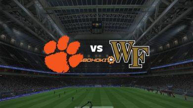 Photo of Live Streaming  Clemson vs Wake Forest 2 April 2021