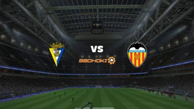 Photo of Live Streaming  Cádiz vs Valencia 4 April 2021