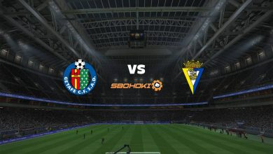 Photo of Live Streaming  Getafe vs Cádiz 10 April 2021