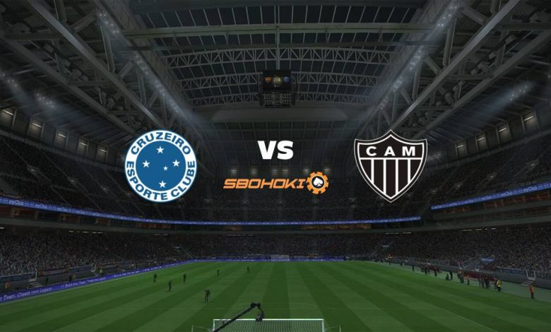 Live Streaming Cruzeiro vs Atlético-MG 11 April 2021 - dewaprediksibola