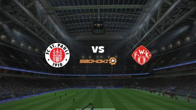 Photo of Live Streaming  St Pauli vs Würzburger Kickers 17 April 2021