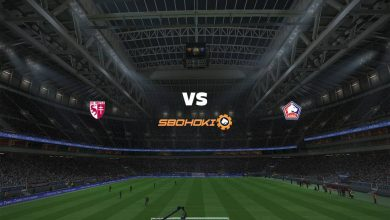 Photo of Live Streaming  Metz vs Lille 9 April 2021