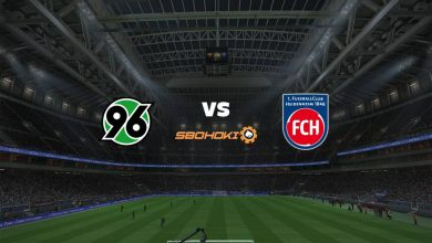 Photo of Live Streaming  Hannover 96 vs 1. FC Heidenheim 11 April 2021