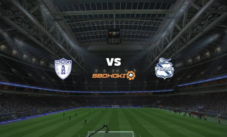 Live Streaming Pachuca vs Puebla 13 April 2021 - dewaprediksibola