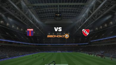 Photo of Live Streaming  Tigre vs Independiente (PPD) 14 April 2021