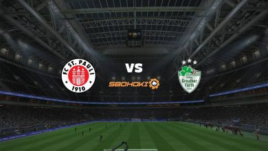 Photo of Live Streaming  St Pauli vs SpVgg Greuther Furth 25 April 2021