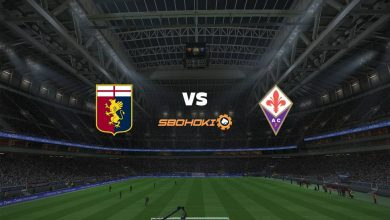 Photo of Live Streaming  Genoa vs Fiorentina 3 April 2021