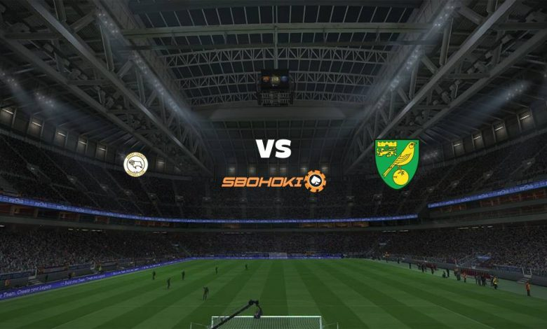 Live Streaming Derby County vs Norwich City 10 April 2021 - dewaprediksibola