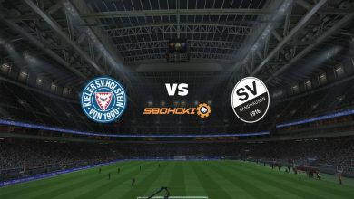 Photo of Live Streaming  Holstein Kiel vs SV Sandhausen 21 April 2021