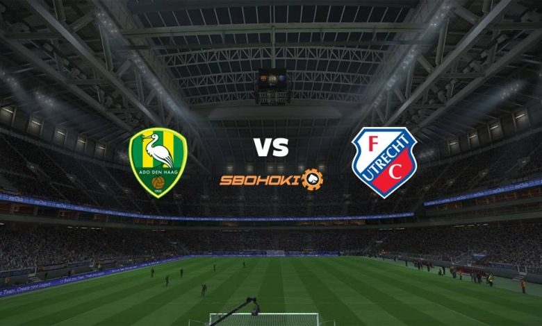 Live Streaming ADO Den Haag vs FC Utrecht 4 April 2021 - dewaprediksibola