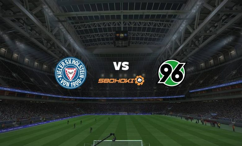 Live Streaming Holstein Kiel vs Hannover 96 14 April 2021 - dewaprediksibola
