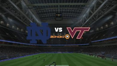Photo of Live Streaming  Notre Dame vs Virginia Tech 9 April 2021