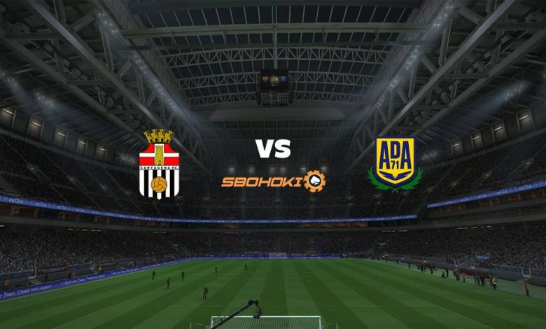 Live Streaming FC Cartagena vs AD Alcorcón 5 April 2021 - dewaprediksibola