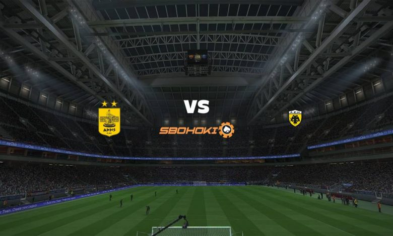Live Streaming Aris vs AEK Athens 11 April 2021 - dewaprediksibola
