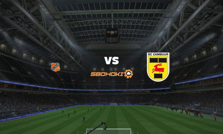 Live Streaming FC Volendam vs SC Cambuur 2 April 2021 - dewaprediksibola