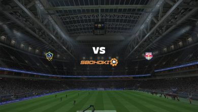Photo of Live Streaming  Los Angeles Galaxy vs New York Red Bulls 25 April 2021