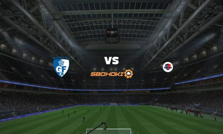 Live Streaming Grenoble vs Caen 10 April 2021 - dewaprediksibola