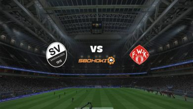 Photo of Live Streaming  SV Sandhausen vs Würzburger Kickers 4 April 2021