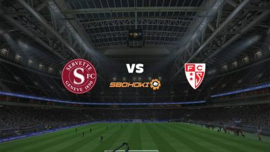 Photo of Live Streaming  Servette vs FC Sion 22 April 2021