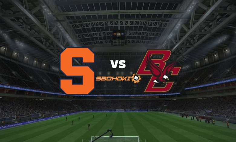 Live Streaming Syracuse vs Boston College 4 April 2021 - dewaprediksibola