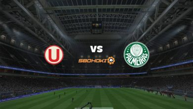 Photo of Live Streaming  Universitario vs Palmeiras 22 April 2021