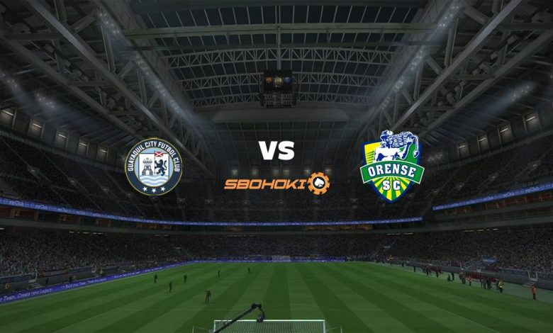 Live Streaming Guayaquil City FC vs Orense 10 April 2021 - dewaprediksibola