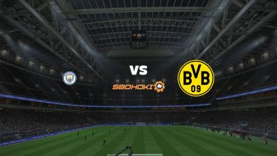 Photo of Live Streaming  Manchester City vs Borussia Dortmund 6 April 2021