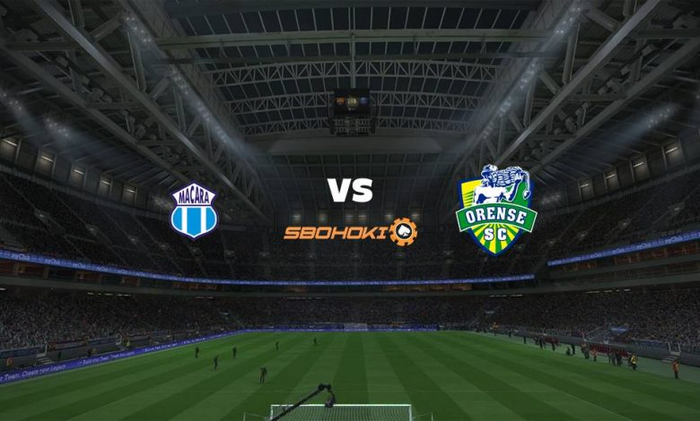 Live Streaming Macará vs Orense 17 April 2021 - dewaprediksibola