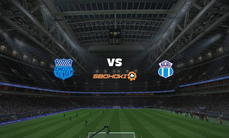 Live Streaming Emelec vs Macará 6 April 2021 - dewaprediksibola