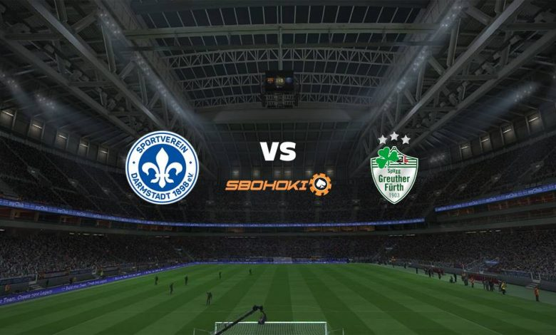 Live Streaming SV Darmstadt 98 vs SpVgg Greuther Furth 16 April 2021 - dewaprediksibola
