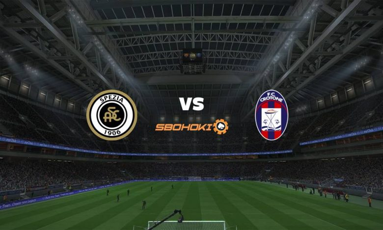 Live Streaming Spezia vs Crotone 10 April 2021 - dewaprediksibola