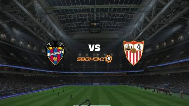 Photo of Live Streaming  Levante vs Sevilla 21 April 2021