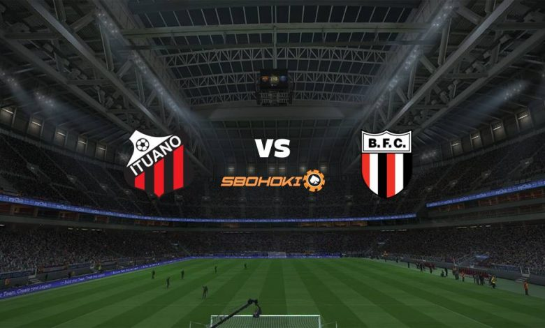 Live Streaming Ituano vs Botafogo SP 15 April 2021 - dewaprediksibola