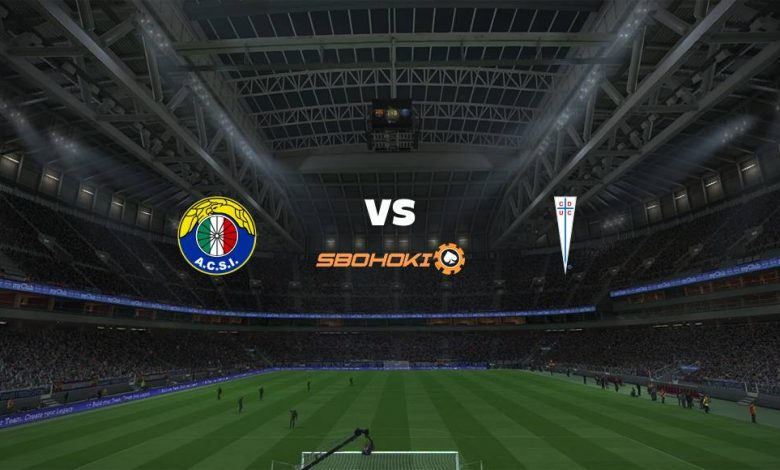 Live Streaming Audax Italiano vs Universidad Católica 10 April 2021 - dewaprediksibola