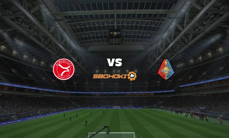 Live Streaming Almere City vs Telstar 9 April 2021 - dewaprediksibola