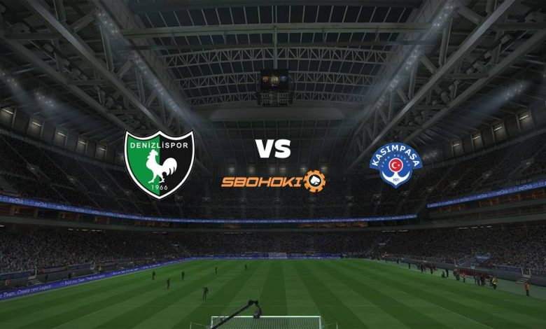 Live Streaming Denizlispor vs Kasimpasa 8 April 2021 - dewaprediksibola