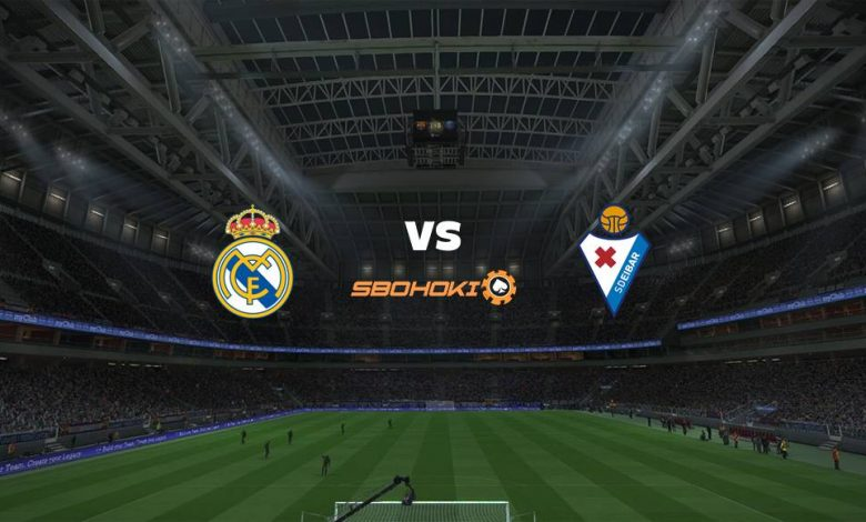 Live Streaming Real Madrid vs Eibar 3 April 2021 - dewaprediksibola