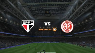 Photo of Live Streaming  São Paulo vs Rentistas 30 April 2021