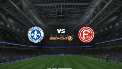 Photo of Live Streaming  SV Darmstadt 98 vs Fortuna Düsseldorf 4 April 2021
