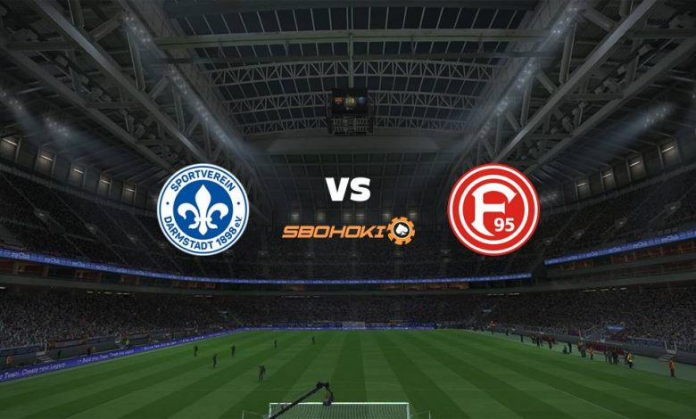 Live Streaming SV Darmstadt 98 vs Fortuna Düsseldorf 4 April 2021 - dewaprediksibola