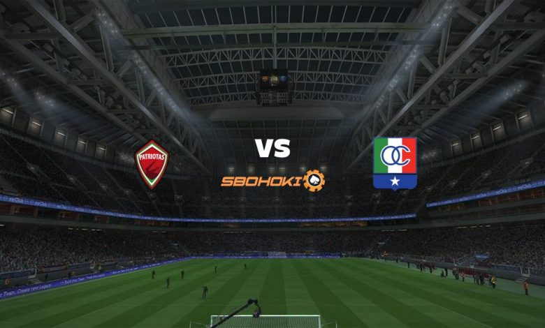 Live Streaming Patriotas vs Once Caldas 14 April 2021 - dewaprediksibola