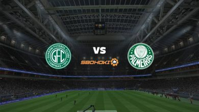 Photo of Live Streaming  Guarani vs Palmeiras 23 April 2021