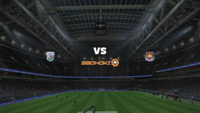 Photo of Live Streaming  West Bromwich Albion vs West Ham United 19 Mei 2021