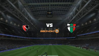 Photo of Live Streaming  Newell's Old Boys vs Palestino 20 Mei 2021